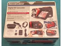Silvercrest Camera Digital HD Camcorder (HDMI Connectivity)