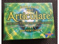Articulate Extra Pack No.1