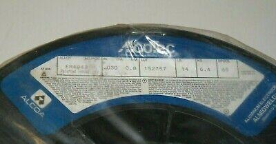 Alcotec Mig Aluminum Welding Wire Er4043 .030 In. 0.8mm 14 Lbs