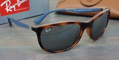 ad8b541e9e New Ray Ban RB4267 6257 88 Sunglasses Gloss Tortoise w  Gray Gradient  Mirrored