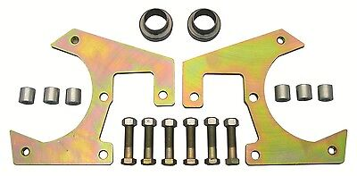 (1948-1956 FORD F-1 F-100 TRUCK PICKUP DISC BRAKE CONVERSION BRACKET KIT 5x5.5)