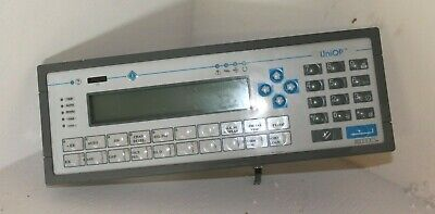 Uniop Mkdr-05-0045 Touch Screen Operator Interface Panel Lcd Display 24v Dc