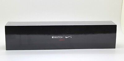 Apple Watch Series 3 NIKE + 42mm Gray Entertainment Black Band GPS & Cellular MQLD2LL/A