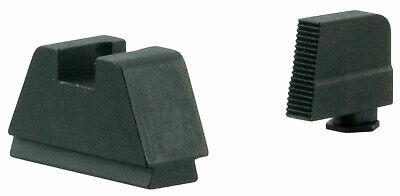 AmeriGlo GL506 Tall Supp Height Sight fits Glock Gen1-4 models black finish