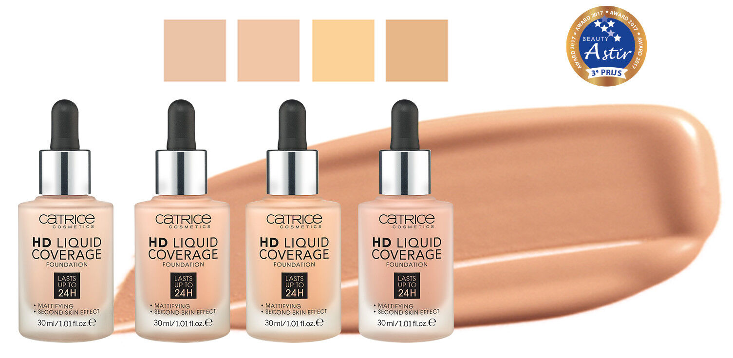 Hd Liquid Coverage Foundation Make Up High But Natural Looking Catrice I Am Doing My Best To Give You The Service