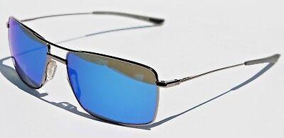 SMITH OPTICS Turner Sunglasses Gunmetal/Blue Sol-X Carbonic NEW (Sol Optics)