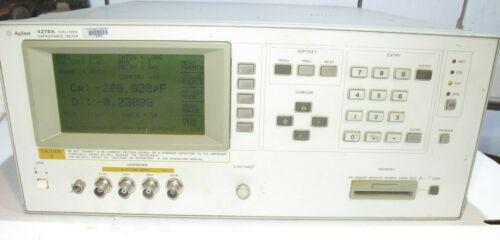 Agilent 4278A 1kHz/1MHz Capacitance Meter
