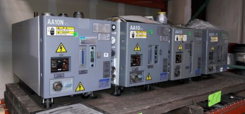 Ebara Aa10 Dry Vacuum Pumps (lot Of 4)