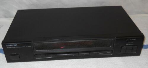 Kenwood Stereo Graphic Equalizer KE-2060