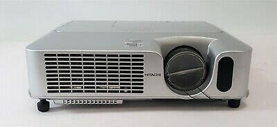 Hitachi Projector CP-X251 LCD Home Theater Presentation - 1568 Lamp Hours