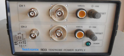 Tektronix 1103 Probe Power Supply And Interface
