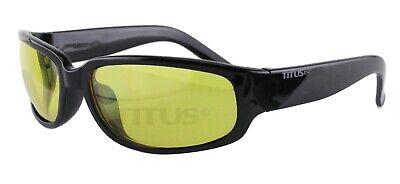 Titus Original Yellow Safety Glasses