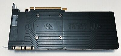NVIDIA GeForce GTX 1070 Founders Edition 8GB GDDR5 Graphics Card 9001G4112520RF2