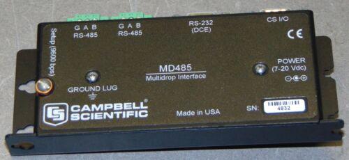 Campbell Scientific MD485 MultiDrop Interface Multi Drop