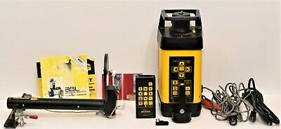 Agl Beamer 400sr Rotary Laser Leveling Commercial Construction Works Great 11l