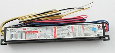 FULHAM WORKHOUSE 4 OUTDOOR ELECTRONIC BALLAST WHCG4-120-T8-IS COMMERCIAL GRADE