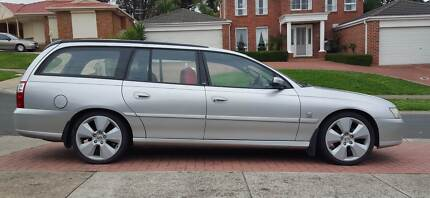 2004 Holden Commodore Wagon Epping Whittlesea Area Preview