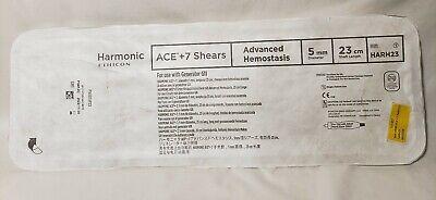 Ethicon Harh23 Harmonic Ace 7 Shears Advanced Hemostasis 23cm Exp. Date 2022