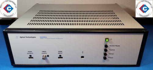 AGILENT N5998A HDMI 1.3 PROTOCOLAUDIOVIDEO ANALYZER & GENERATOR (USED)