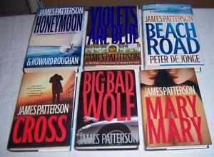 PATTERSON- CUSSLER BOOKS Kingston Kingston Area image 4