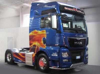 Italeri 3916 MAN TGX XXL D38 E6 Edition M1:24 Bausatz LKW