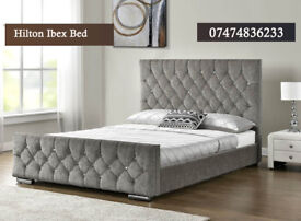 Hilton ibex bed available in different colors Nm