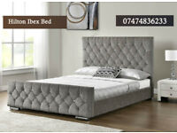 Hilton ibex bed available in different colors A