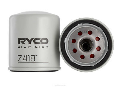 Ryco Oil Filter Z418   For Toyota Hiace Camry Hiace Hilux Landcruiser Box Of 10