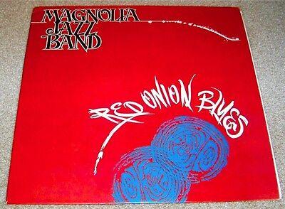 Magnolia Jazz Band - Red Onion Blues - 1982 Stomp Off SOS 1016