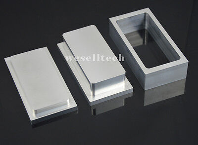 2 X4  Pre Press Mold Add On Piece Pressing Flower Ship By Dhl Received In 5 Days