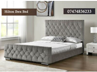 Hilton ibex bed available in different colors l