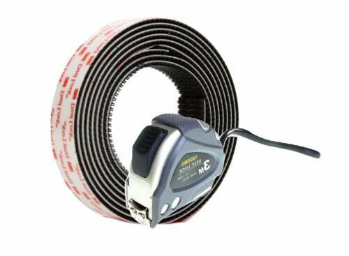 3M Dual Lock Reclosable Fastener SJ3550 250 Black, 1 in x 6 Ft with Bonus 3 Mete