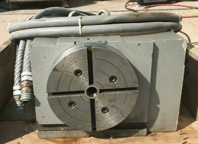 Smw Rt250hn Rotary Table 4th Axis Indexer For Milling Machine