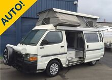 Toyota Hiace Pop Top AUTOMATIC, Low Kms Brookvale Manly Area Preview
