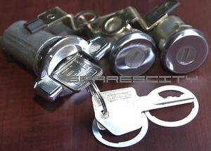 HOLDEN-MONARO-BARREL-KEY-IGNITION-LOCK-DOORS-SET-3-HQ-HJ-HX-TORANA-LC-LH-LX-NEW