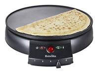 Breville Black crepe maker brand NEW and boxed