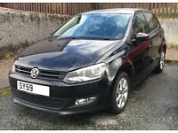 2010 (59) Volkswagen Polo 1.4 SE 5 Door Petrol Manual