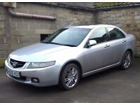 Honda Accord exclusive 2.4i vtec 6 speed manual very fast swap!