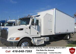 2012 Peterbilt Straight Truck