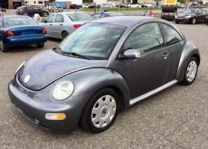 2005 Volkswagen New Beetle Coupe GLS***165 188 KM***