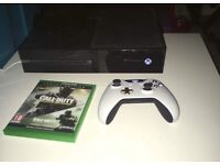 Xbox one for sale in good condition