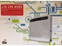 HUAWEI B593 LTE Router 150Mbps