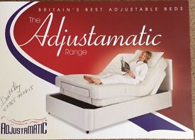 Craftmatic Adjustable massage (3/4 size) Bed + Aveon mattress