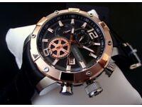 Aston Martin Men's Wristwatch Gift Fantastic Watch Last One Special Best Price RRP £12000