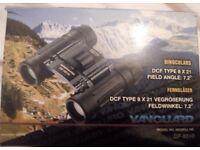 Vangaurd DCF TYPE 8 × 21 brand new! 40ono
