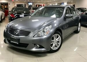 2010 Infiniti G37X LUXURY|ALL NEW BREAKS|LOW MILLAGE|ACCIDENT FR