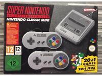 300+ games loaded onit, Super Nintendo mini (SNES)