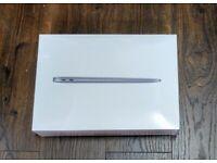 MACBOOK AIR 13-INCH - WITH APPLE M1 CHIP - 8GB RAM - 256GB STORAGE - BRAND NEW - APPLE WARRANTY