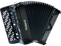 Roland v-accordian FR-3XB