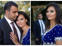 Asian Wedding Photography & Videography Muslim Indian Hindu Sikh Punjabi Photographer Cinematography